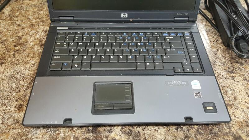 "HP Compaq 6710b (15.4"", 80gb, 2.5gb, Core 2 Duo @ 1.80ghz)"