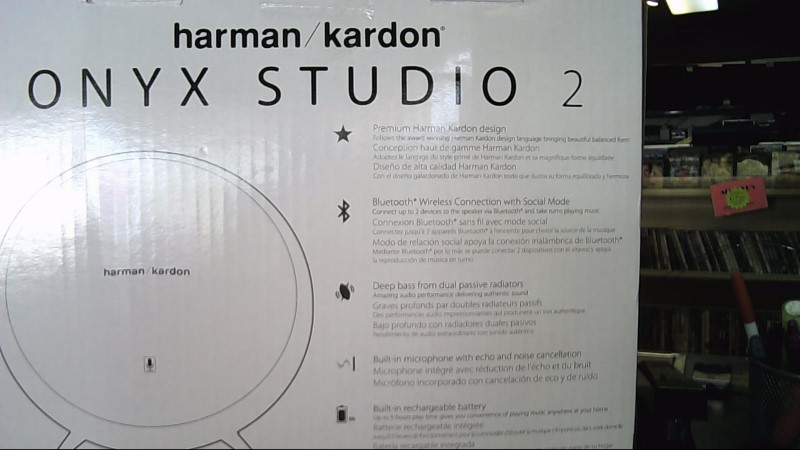 HARMAN KARDON Speakers/Subwoofer ONYX STUDIO 2
