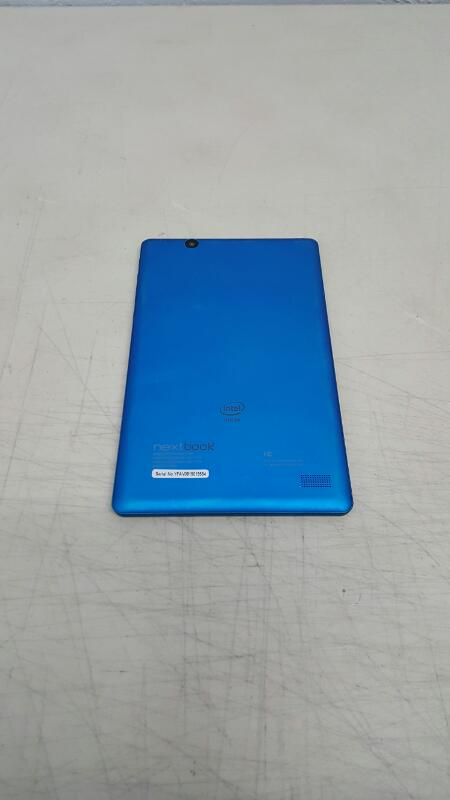"AS IS - Nextbook Ares 8, 16gb (8"", NXA8QC116B, Blue, Wi-Fi)"