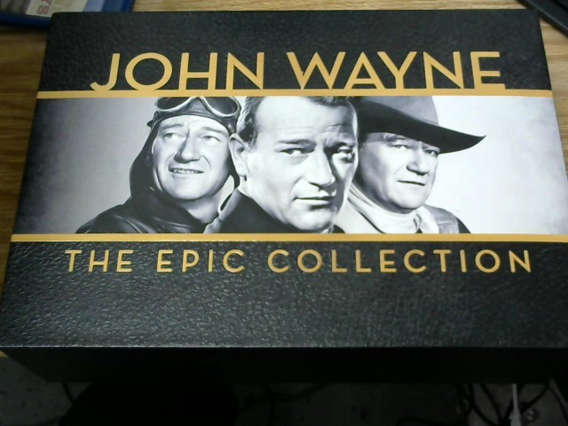 JOHN WAYNE THE EPIC COLLECTION