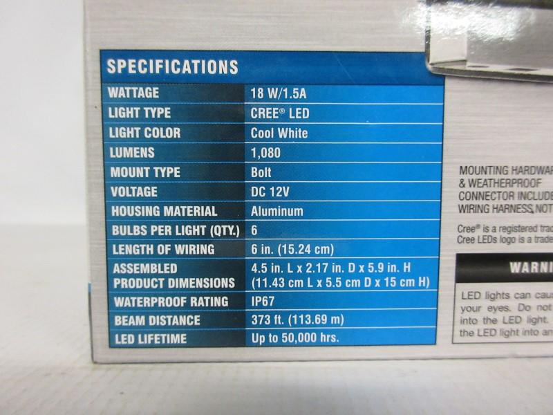 TRAVELLERS Work Light 1169553