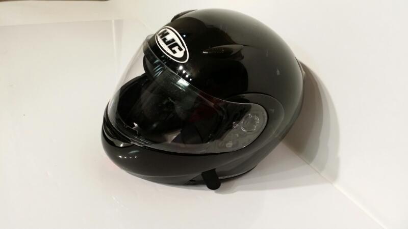 HJC HELMETS CL-MAX Size LG Motorcycle Helmet]