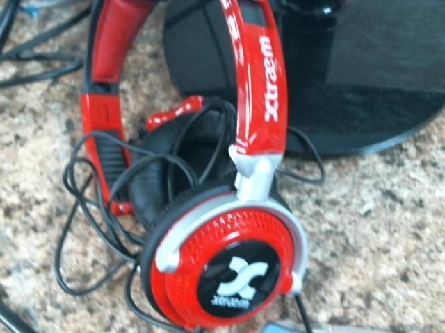SENTRY Headphones XTRAEM H0425 FOLDING HEADPHONES