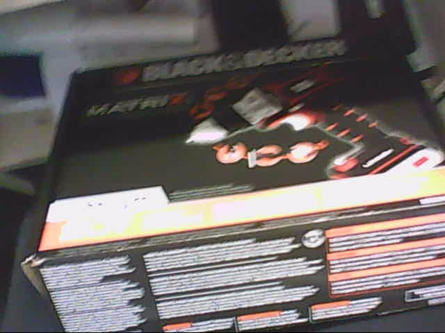 BLACK&DECKER Cordless Drill BDCDMT120
