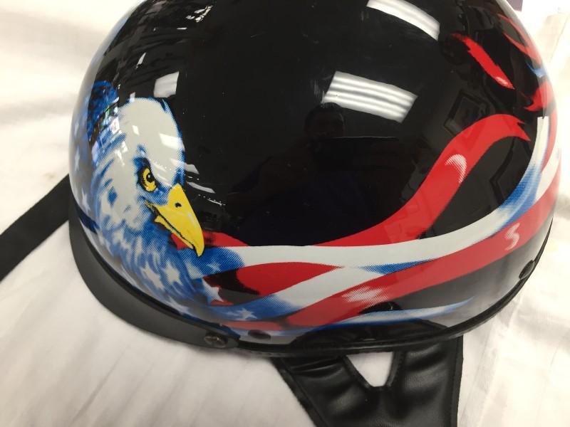 FULMER MOTORCYCLE HELMET AF90