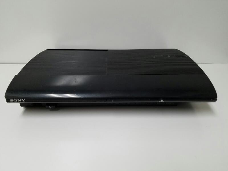 SONY PLAYSTATION 3 12GB CECH-4301A Black