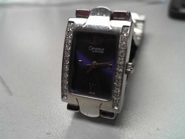 CARAVELLE BY BULOVA Lady's Wristwatch WATCH