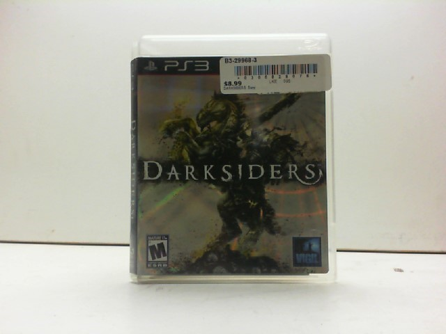SONY Sony PlayStation 3 Game DARKSIDERS