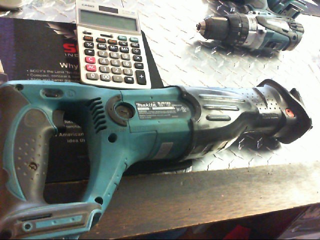 MAKITA Reciprocating Saw BJR182