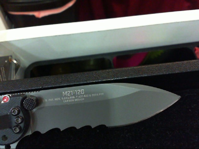 CRKT Pocket Knife M21-12G