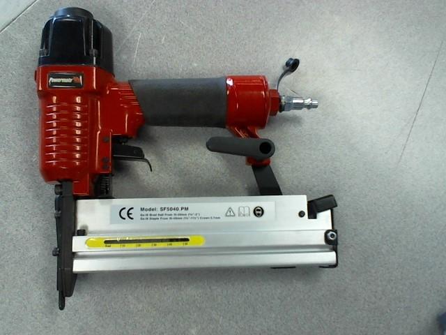 POWERMATE Nailer/Stapler SF5040.PM