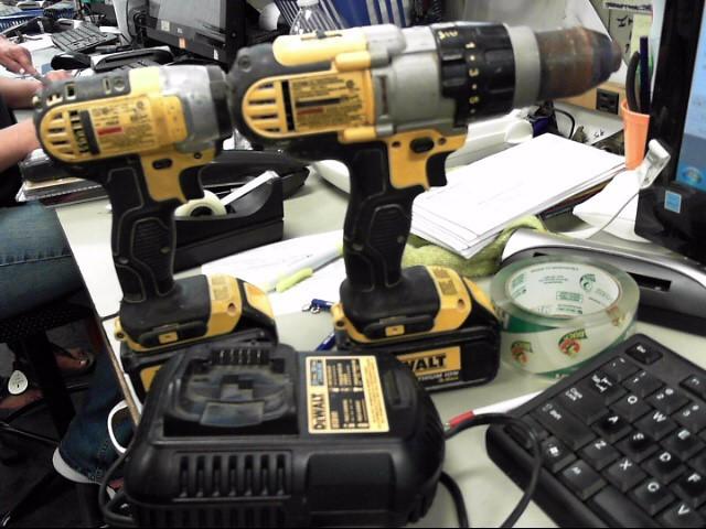 DEWALT Cordless Drill DCD985/DCF885