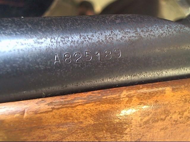 SEARS Shotgun MODEL 101.5380D