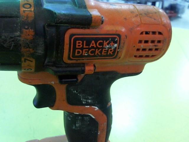 BLACK&DECKER Cordless Drill LDX-120