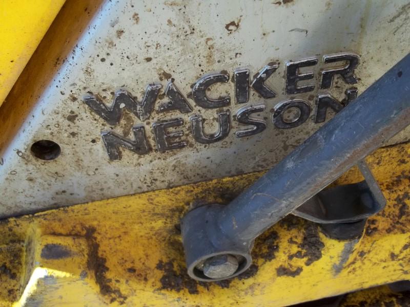 WACKER PLATE PACKER WP 1550