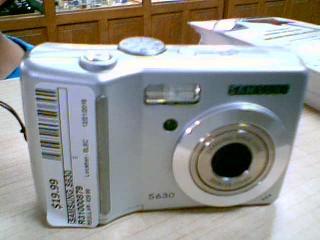 SAMSUNG S630  DIGITAL CAMERA