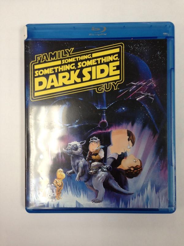 Family Guy: Something Something Dark Side [Blu-ray]