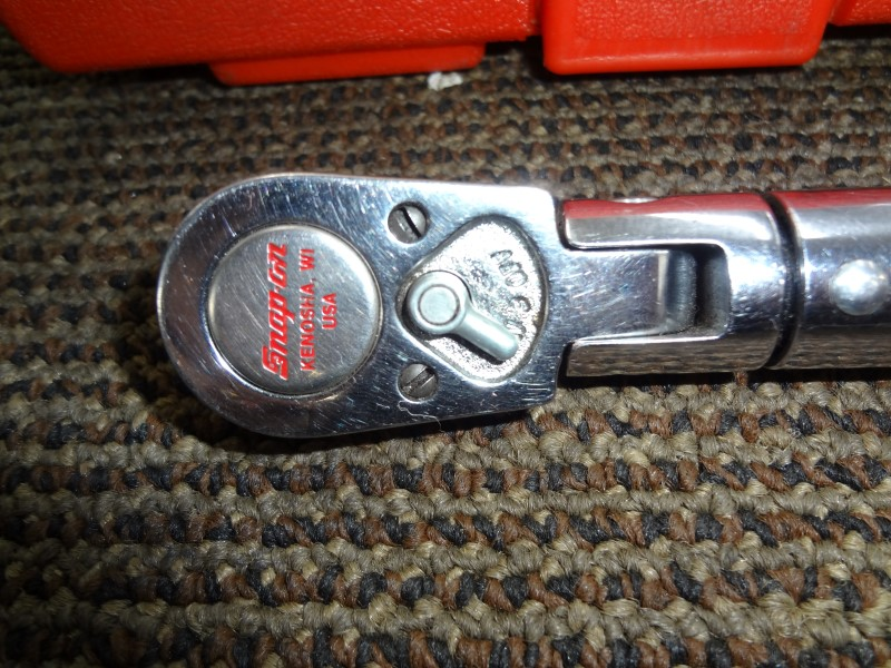 SNAP ON TORQUE WRENCH QJFR275E
