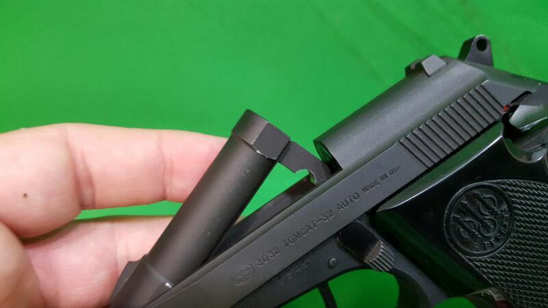 BERETTA Pistol 3032 TOMCAT