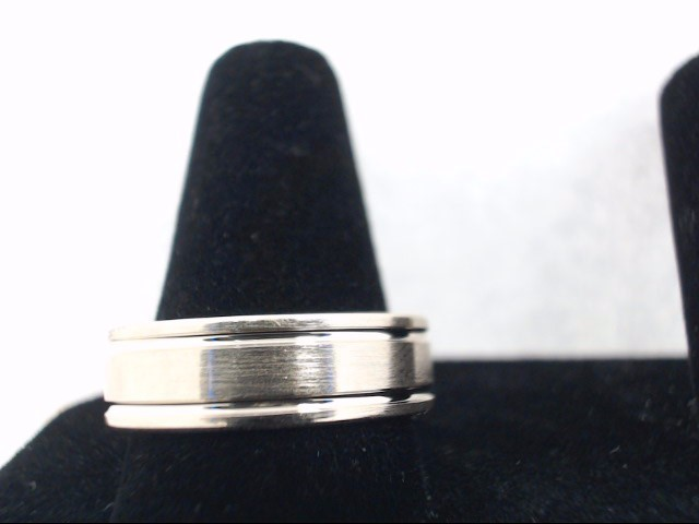 Gent's Gold Ring 10K Yellow Gold 4.5g