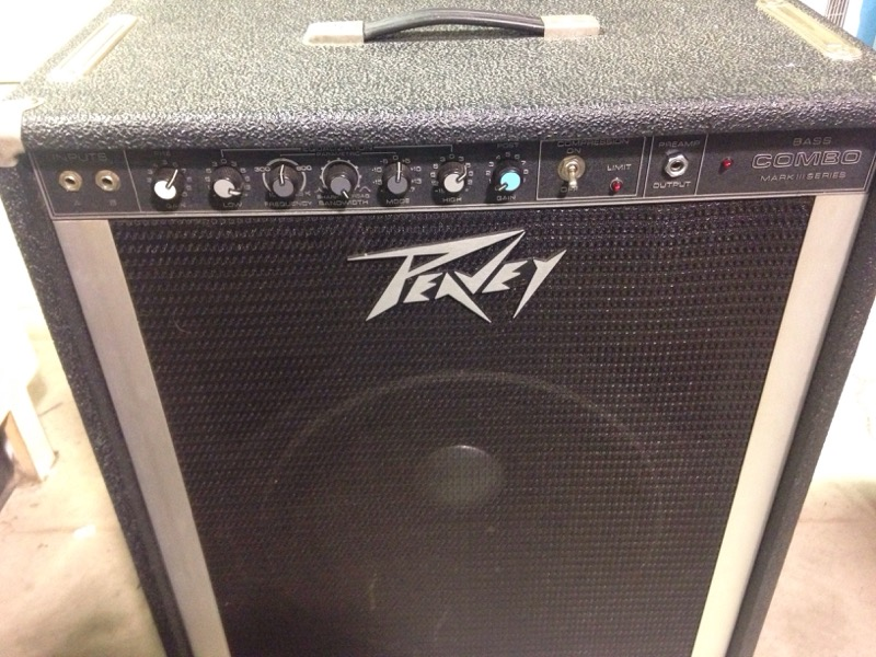 PEAVEY Electric Guitar Amp 115BW