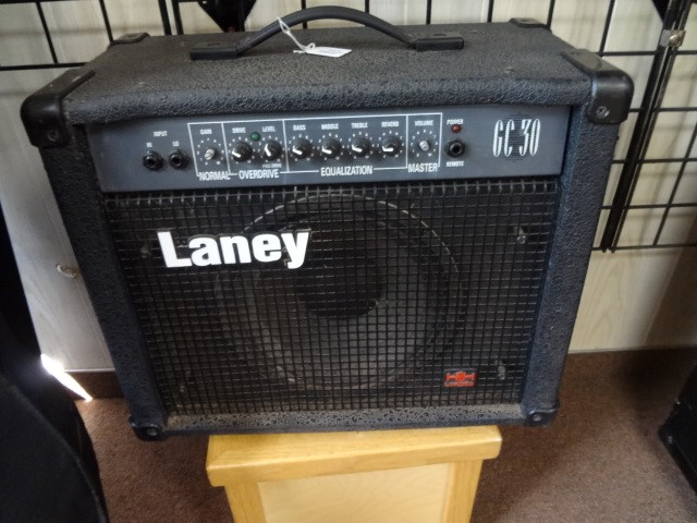 LANEY Electric Guitar Amp GC-30 COMBO
