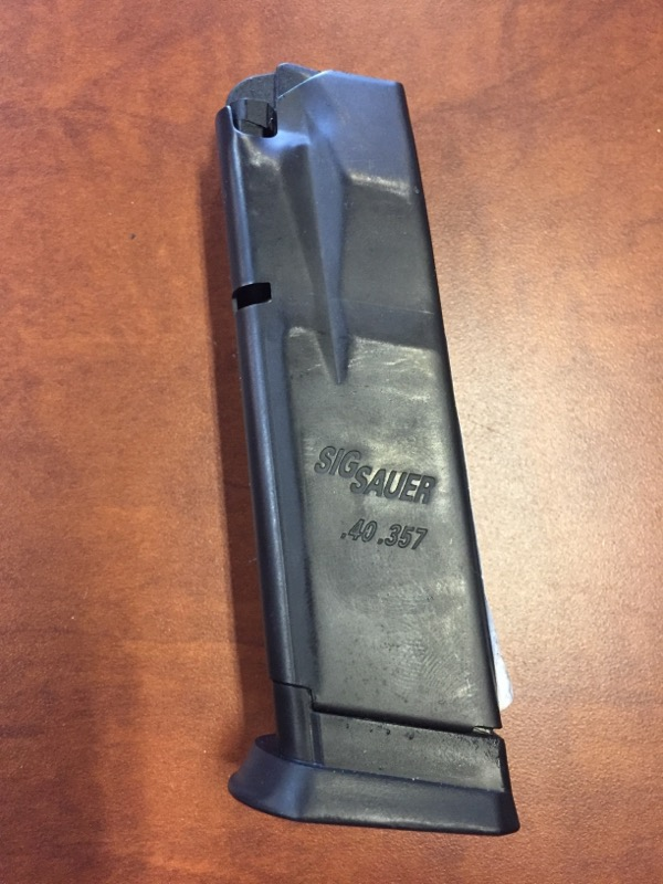 SIG SAUER Accessories P229 MAGAZINE .40, .357