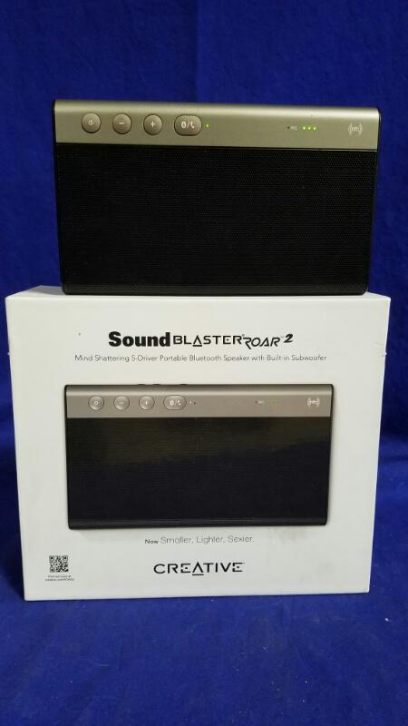 SOUND BLASTER SPEAKER MF8190