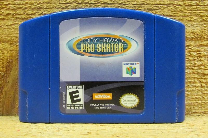 NINTENDO Nintendo 64 Game 64 TONY HAWKS PRO SKATER