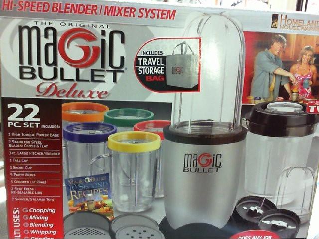 MAGIC BULLET Blender DELUXE