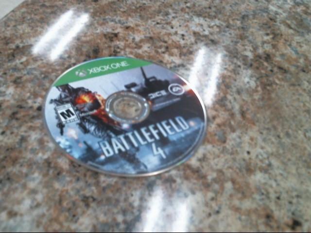 MICROSOFT Microsoft XBOX One Game BATTLEFIELD 4 - XBOX ONE