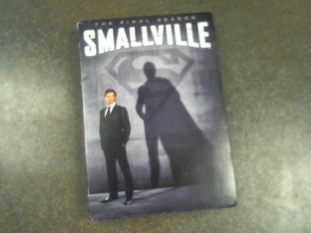 DVD BOX SET DVD SMALLVILLE SEASON 10