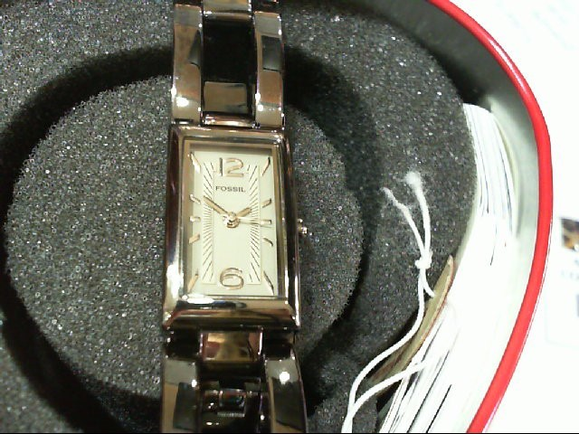FOSSIL Lady's Wristwatch ES-1918
