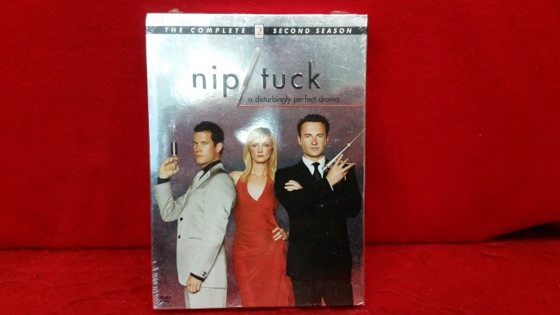 Nip/Tuck - The Complete Second Season (DVD, 2005, 6-Disc Set)