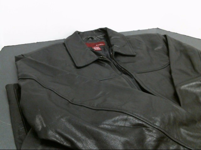 MERONA Clothing BLACK LEATHER JACKET