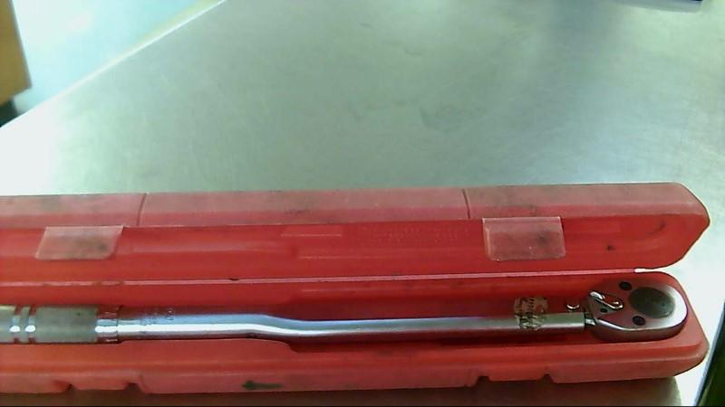 SUNEX TOOLS Torque Wrench 9701