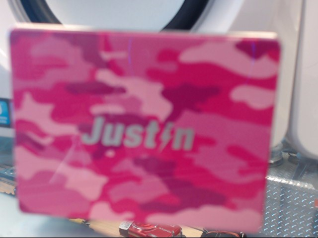 JUSTIN POWER BANK Cell Phone Accessory JB-10-5200