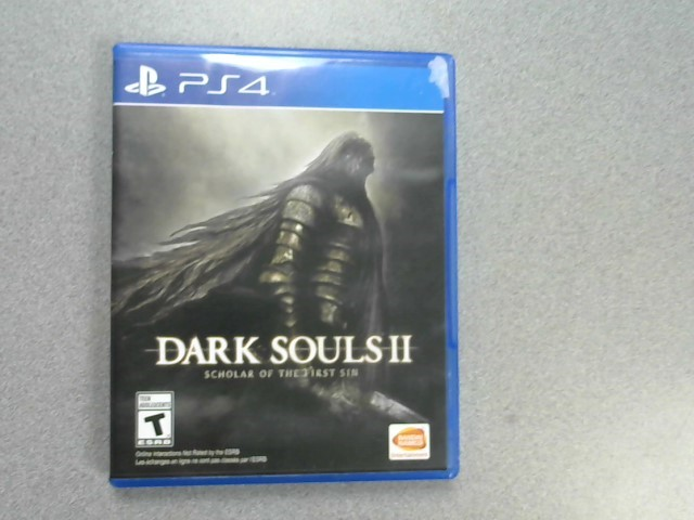 SONY Sony PlayStation 4 Game DARK SOULS II - PS4
