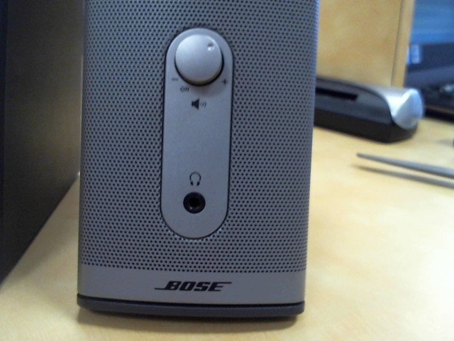 BOSE Computer Speakers COMPANION 2 SERIES II