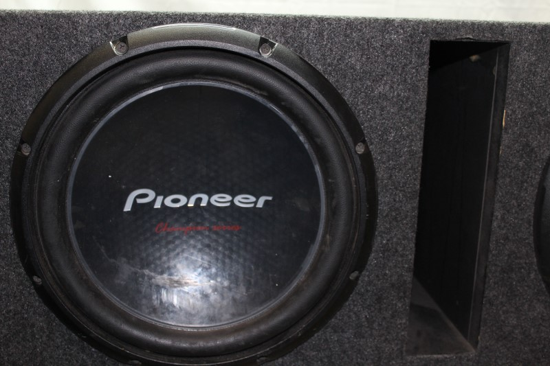 PIONEER ELECTRONICS Car Speakers/Speaker System CHAMPION SERIES