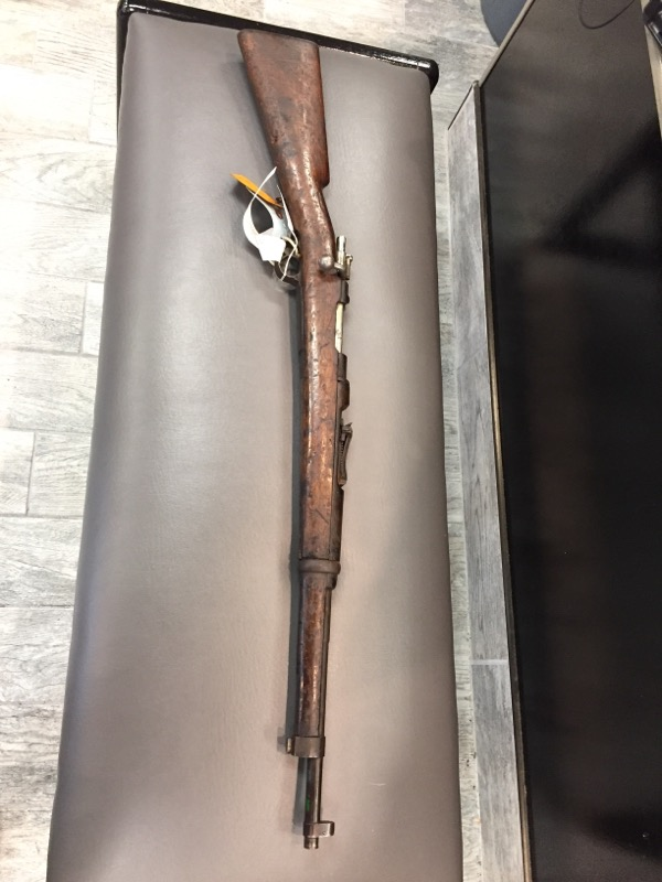 NAVY ARMS Rifle MODEL 1916 MAUSER