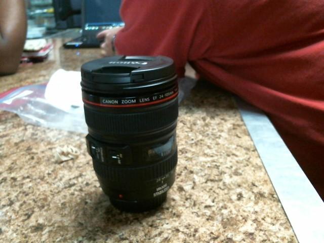 CANON Lens/Filter EF 24-105MM F/4L IS USM