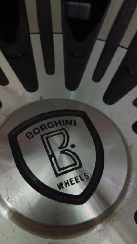 BORGHINI B18