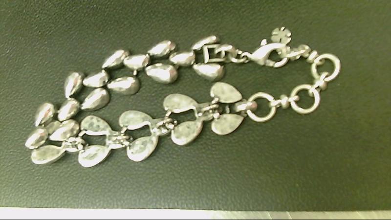 Silver Fashion Bracelet 925 Silver 33g