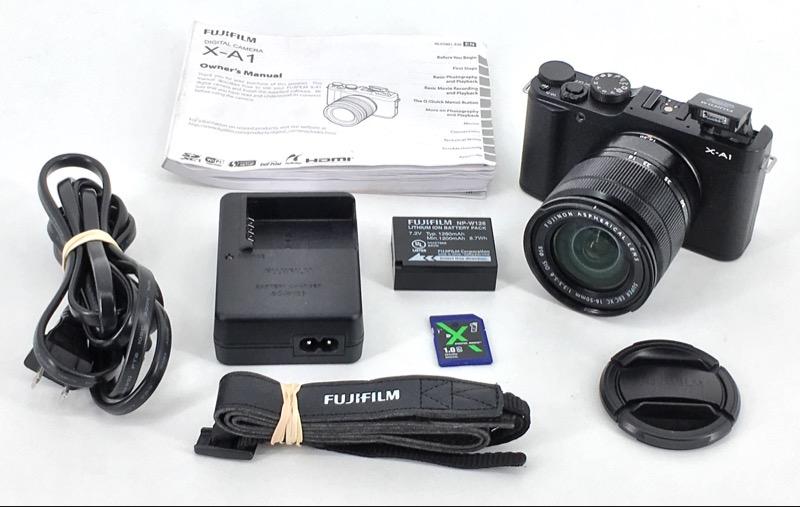 FUJIFILM Digital Camera X-A1