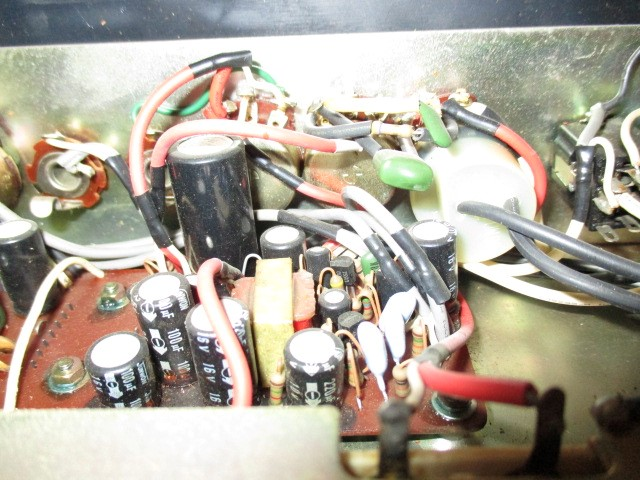 VINTAGE KAY SOLID STATE I.C. CIRCUIT AMP