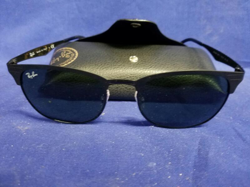 RAY-BAN SUNGLASSES RB3538