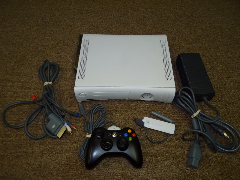 ORIGINAL XBOX 360 13.8GB