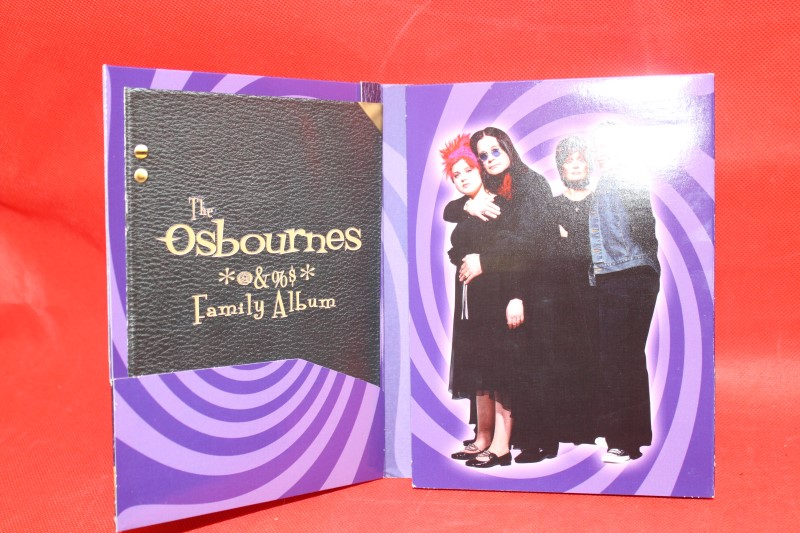 The Osbournes - The First Season (DVD, 2003, 2-Disc Set, Uncensored)