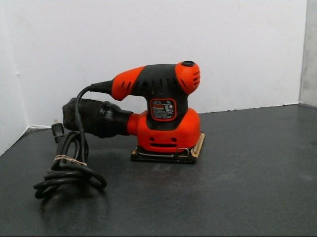 BLACK&DECKER Polisher FS540 SANDER